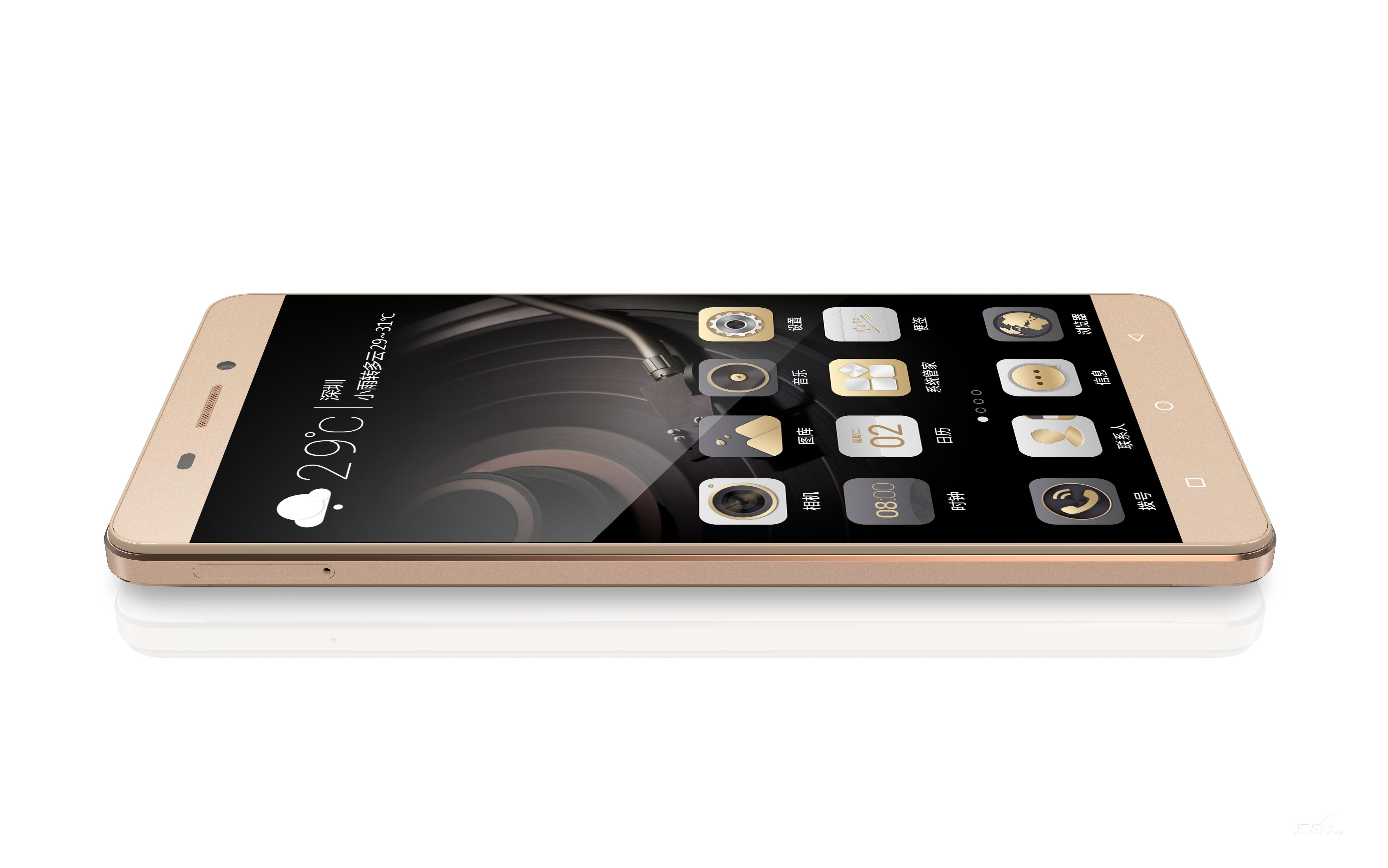 金立m5 plus手机产品图片3素材-it168手机图片大全