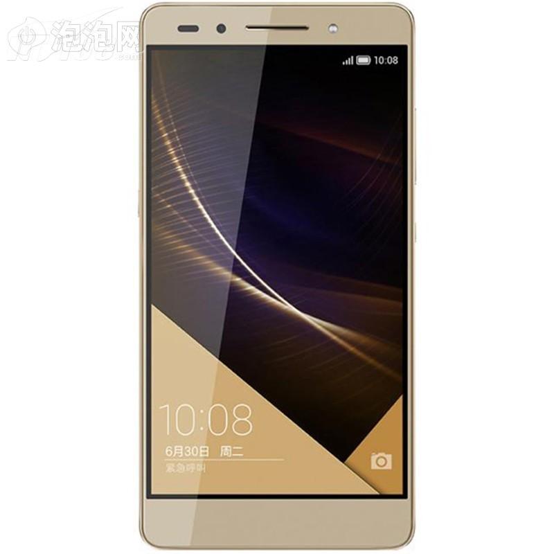 荣耀7 全网通版 荣耀金手机产品图片10素材-it168手机