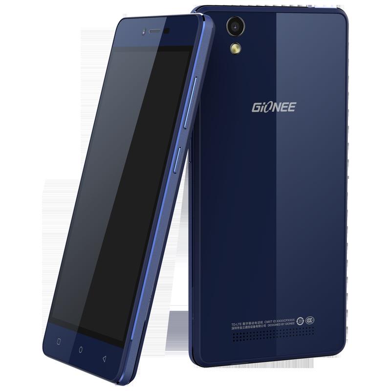 金立F103 蓝炫 移动4G手机产品图片5素材