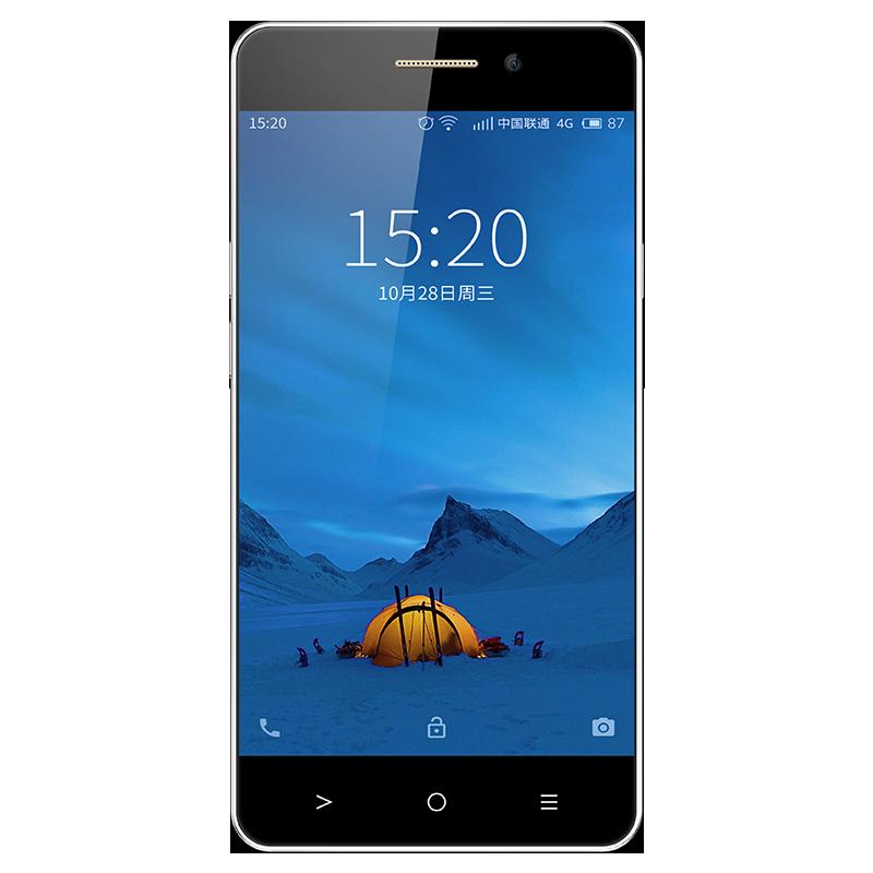 蓝魔m7 星空灰手机产品图片3素材-it168手机图片大全