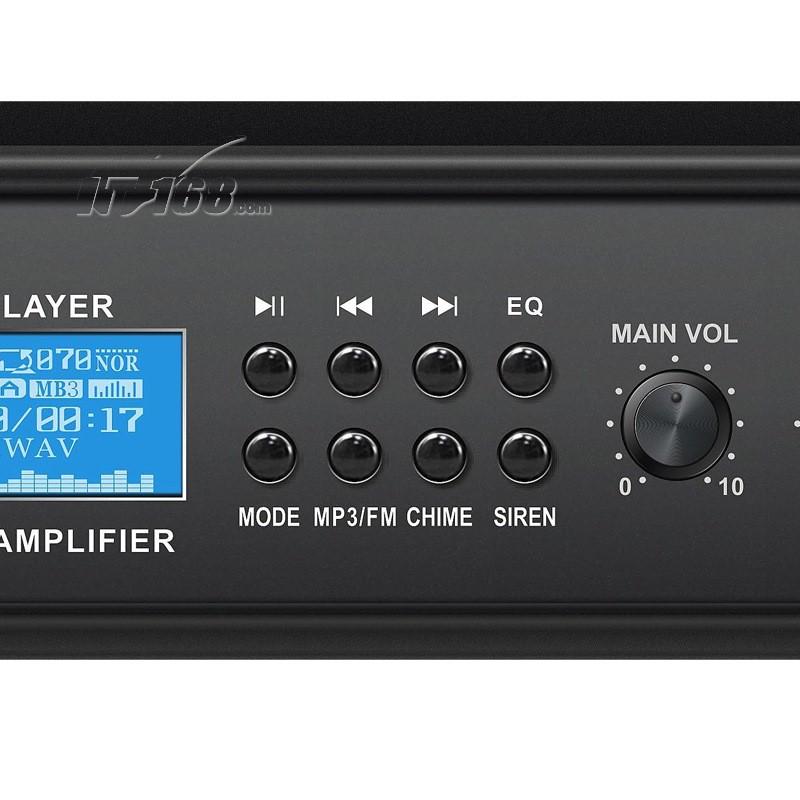 mp3播放器,收音机,usb接口,显示屏,红外遥控五种音效,合并式功放家庭