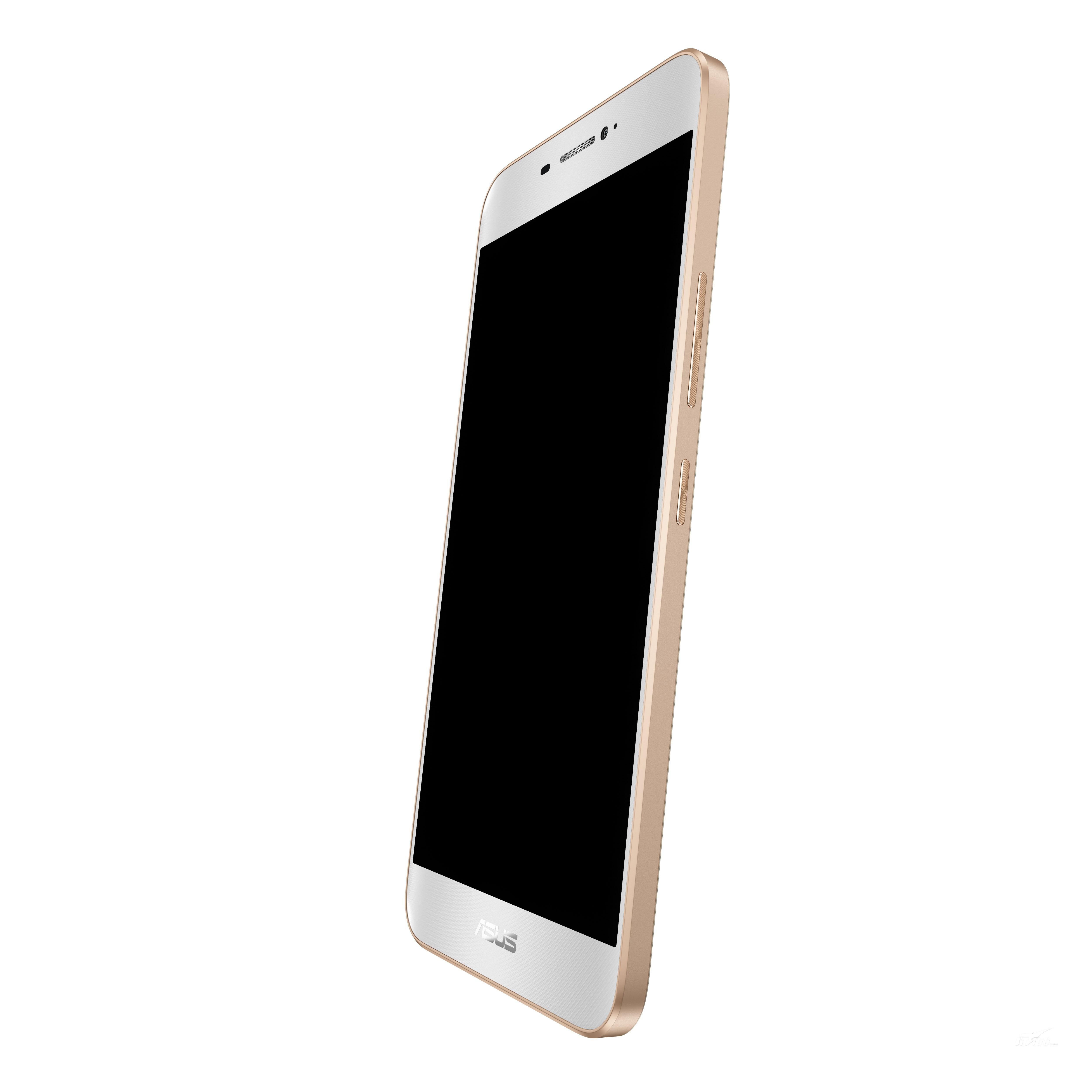 华硕飞马5000 白色手机产品图片6素材-it168手机图片