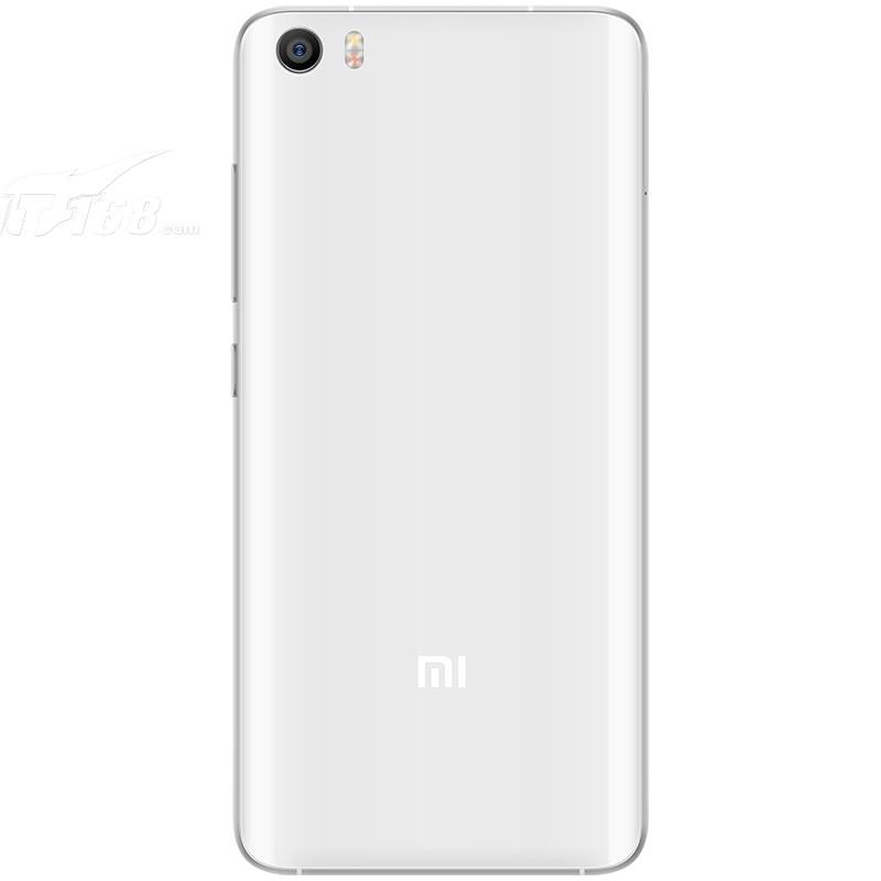 小米5 高配版 全网通 白色外观图片3素材-it168手机