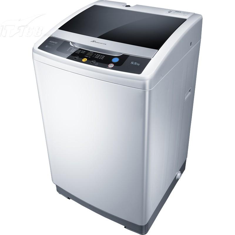 三洋荣事达全自动洗衣机,洗衣时一切正常,脱水时电机转而内缸不转