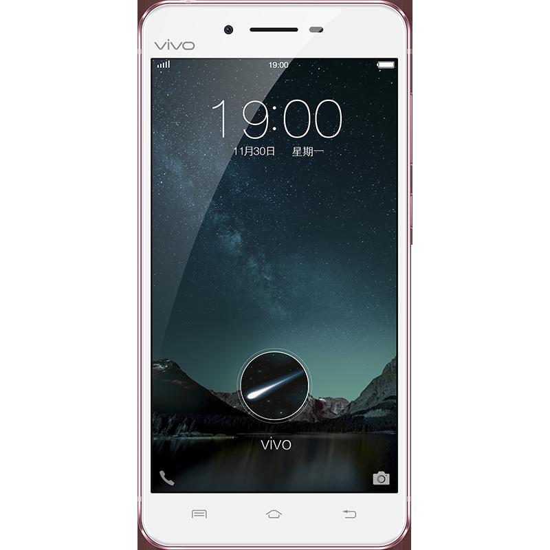 vivox6s plus 玫瑰金外观图片1