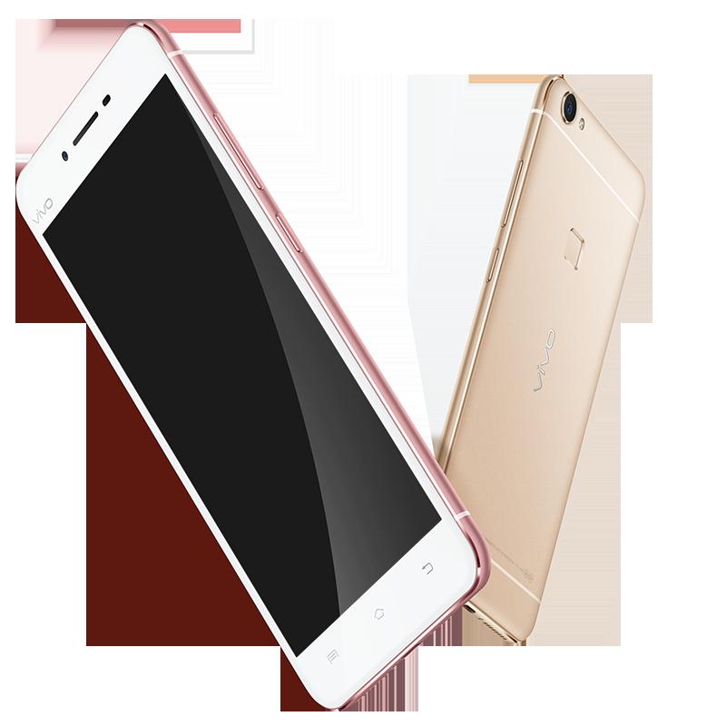vivox6s 玫瑰色外观图片22素材-it168手机图片大全
