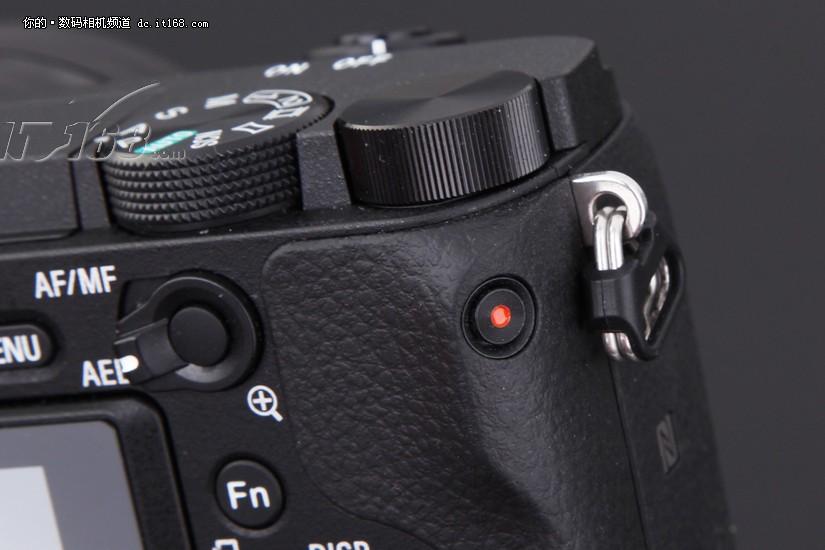 索尼a6300 机身局部细节图图片11素材-it168数码相机