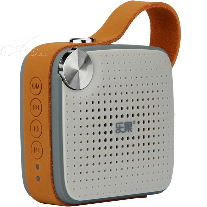 乐果h1蓝牙音箱户外便携插卡小音响收音机4.