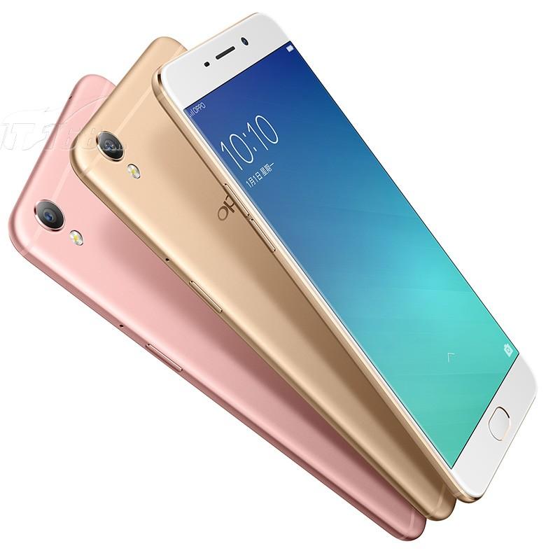 oppooppo r9 双4g版 玫瑰金外观图片8素材-it168手机