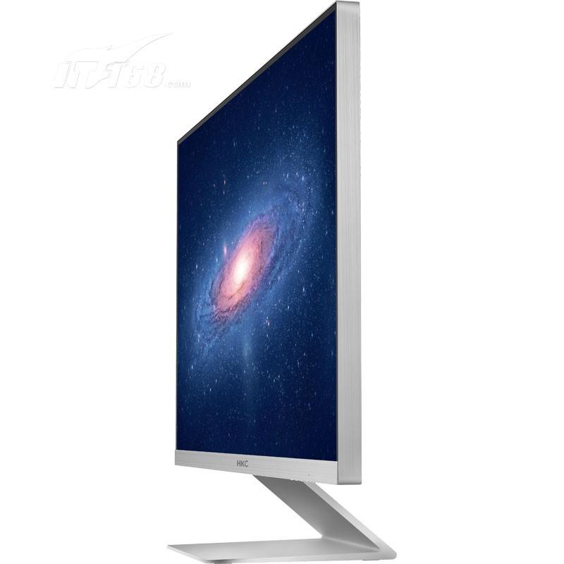 惠科b6000 银色液晶显示器产品图片5