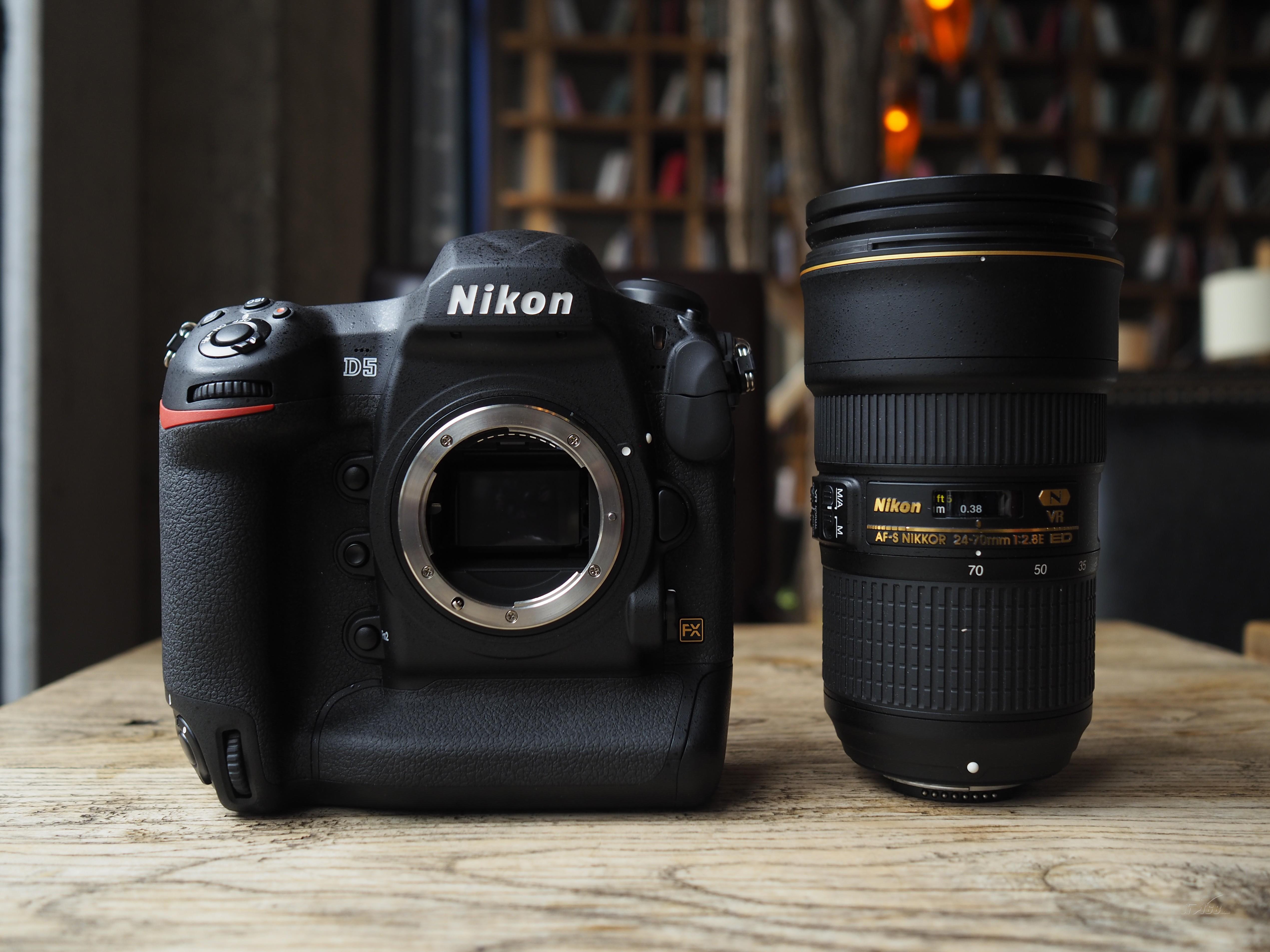 尼康d5 单反机身数码相机产品图片21素材-it168数码