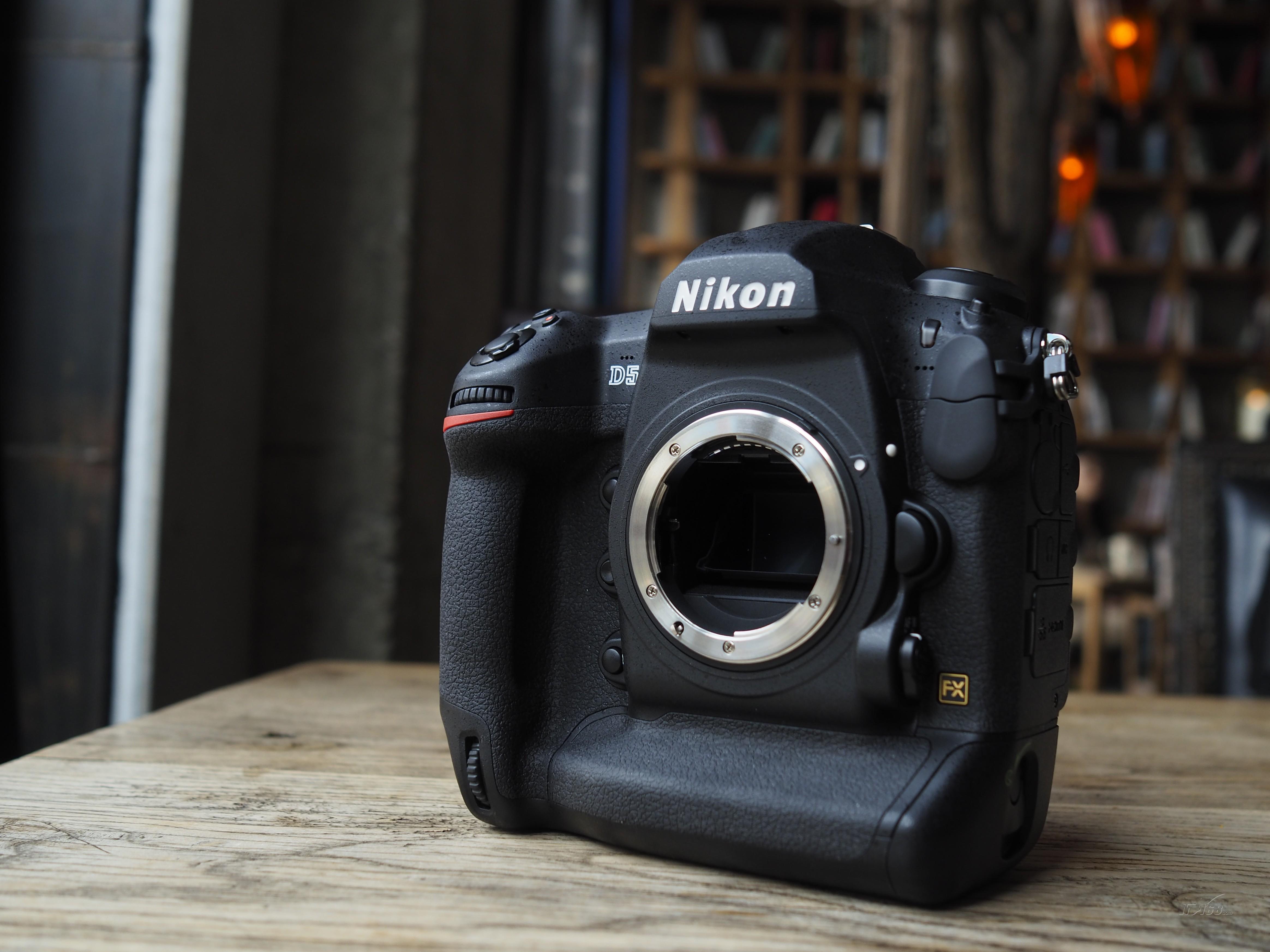 尼康d5 单反机身数码相机产品图片22素材-it168数码