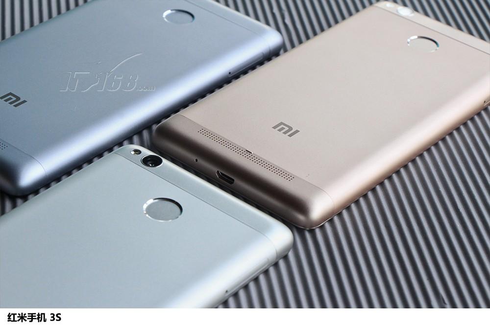 小米红米3s 高配版细节图片16素材-it168手机图片大全