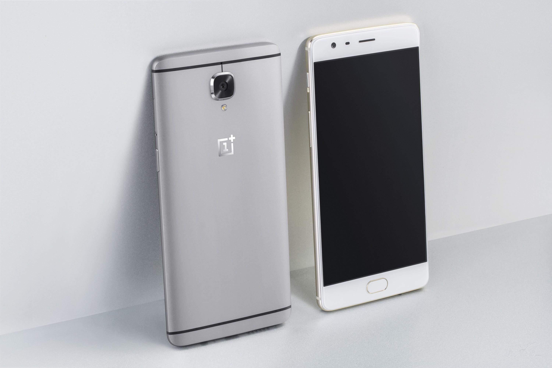 一加手机3 全网通 冰川灰版场景图片56素材-it168手机