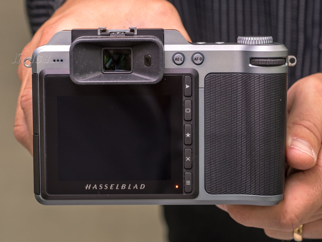哈苏x1d 无反相机数码相机产品图片3素材-it168数码