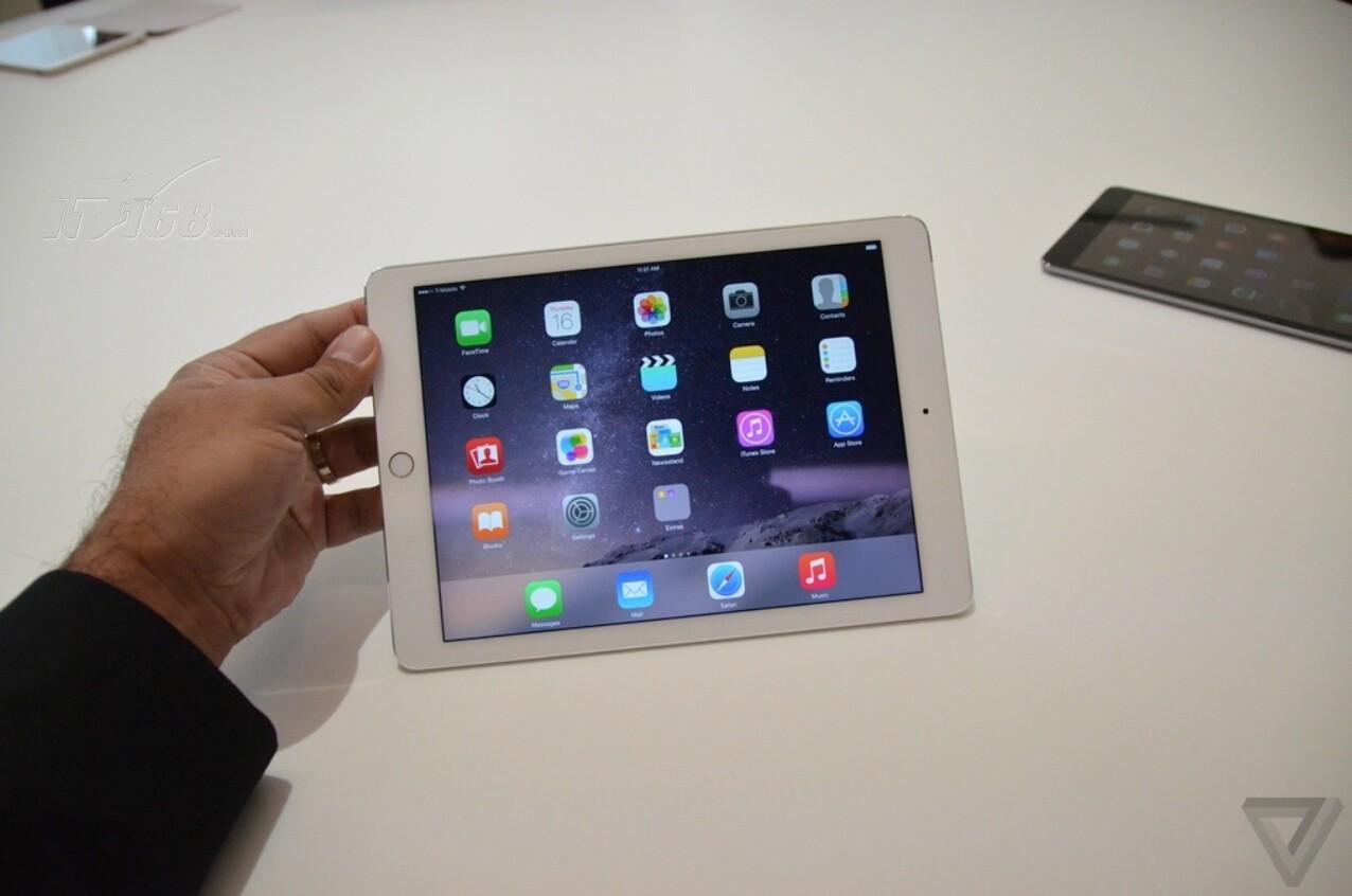 苹果ipad air2 mh1j2ch/a 9.7英寸平板电脑(苹果 a8x
