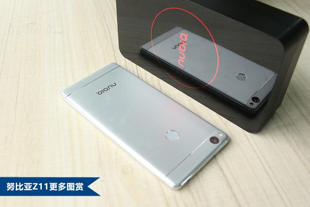 努比亚z11 白金版细节图片20素材-it168手机图片大全