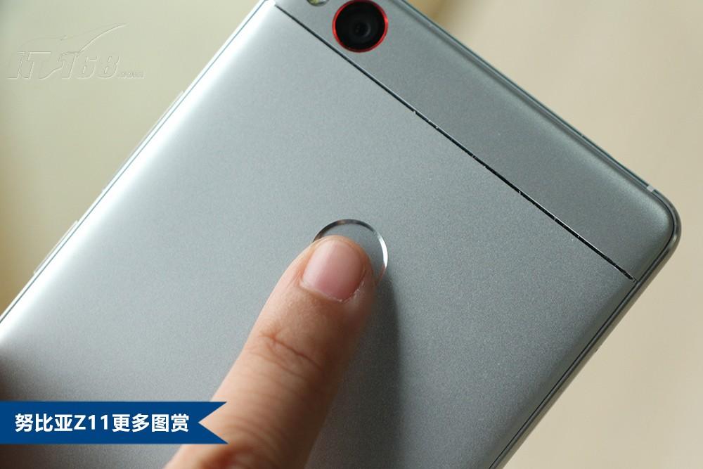 努比亚z11 白金版细节图片21素材-it168手机图片大全