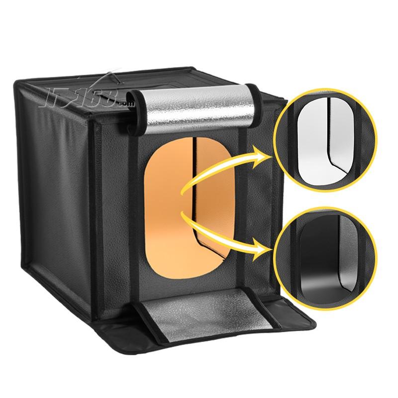 金贝660led专业拍摄箱柔光箱摄影器材产品图片5素材