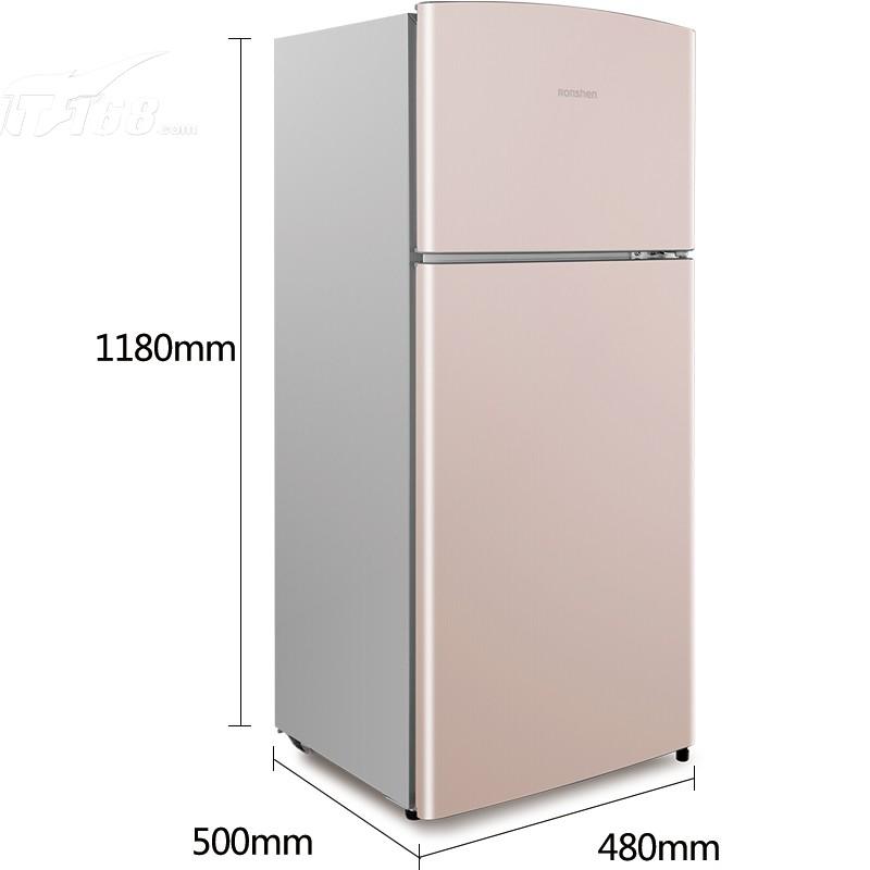 冰箱冷冻结构图容声