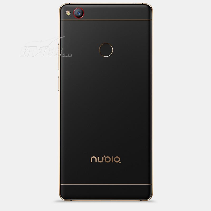 努比亚z11 黑金版外观图片2素材-it168手机图片大全
