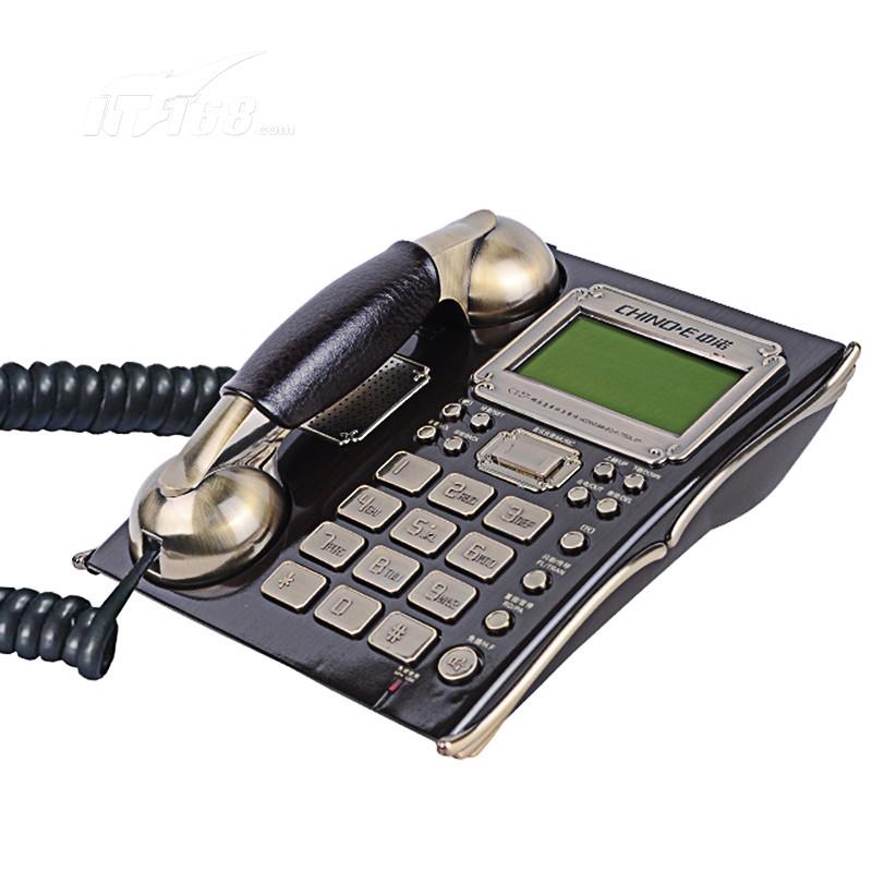 电话机欧式仿古复古家用有线固定座机