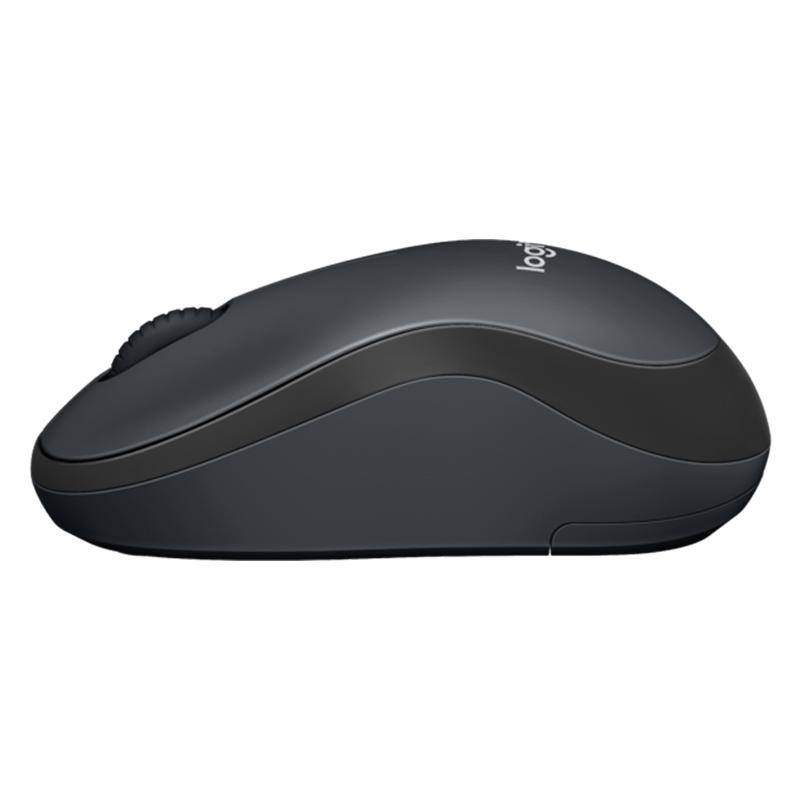 罗技m220 无线静音鼠标 黑色鼠标产品图片4素材-it168