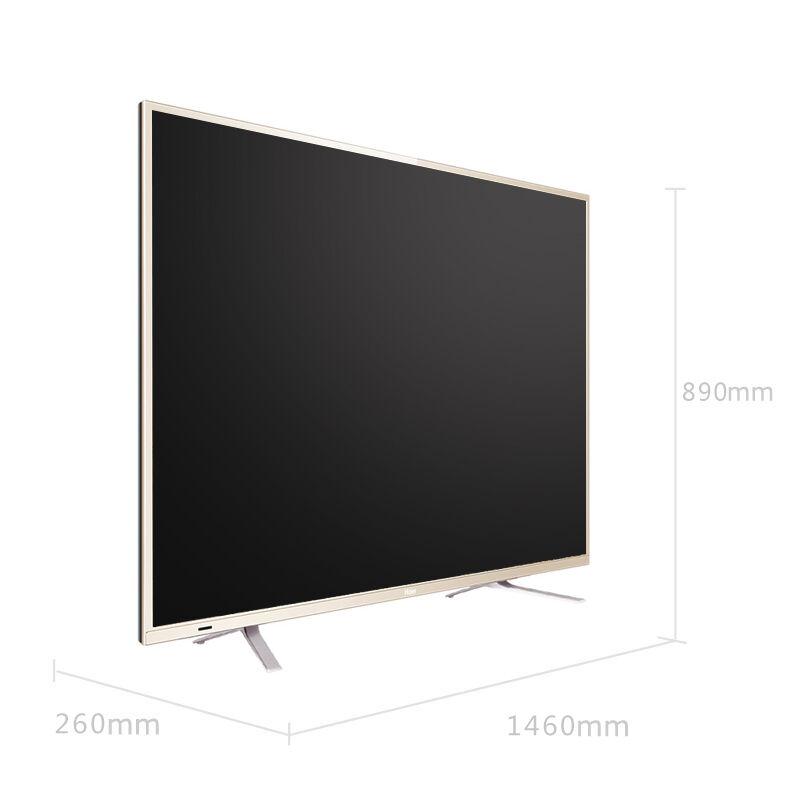 海尔LS65A51 65英寸 4K安卓智能网络超窄边框UHD高清LED液晶电视平板电视产品图片2素材 IT168平板电视图片大全