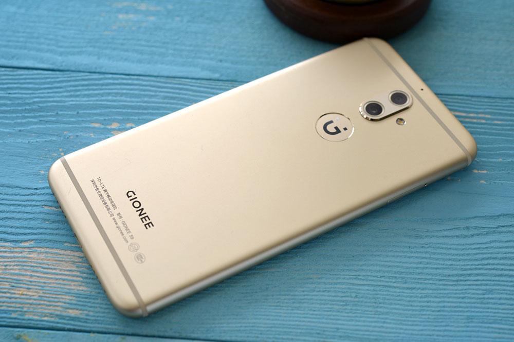 金立s9细节图片2素材-it168手机图片大全