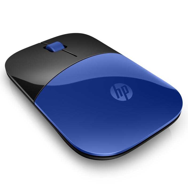 惠普z3700 无线鼠标 蓝色鼠标产品图片4素材-it168