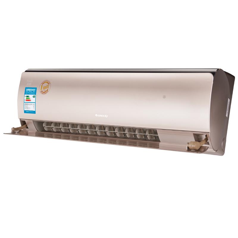 格力 正1.5匹 变频 润典(wifi)壁挂式冷暖空调kfr-/()