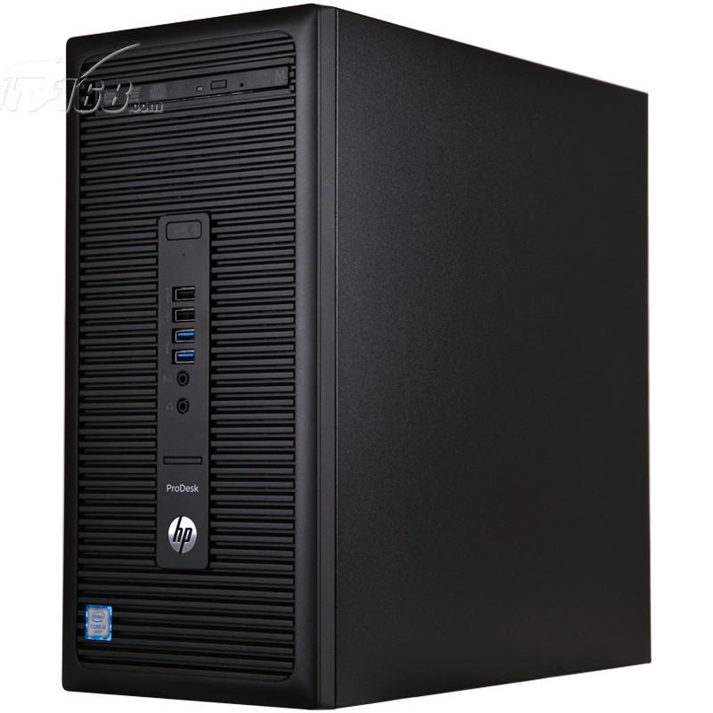 惠普prodesk 600 g2 mt商务台式主机(i3-6100 4g 500g图片