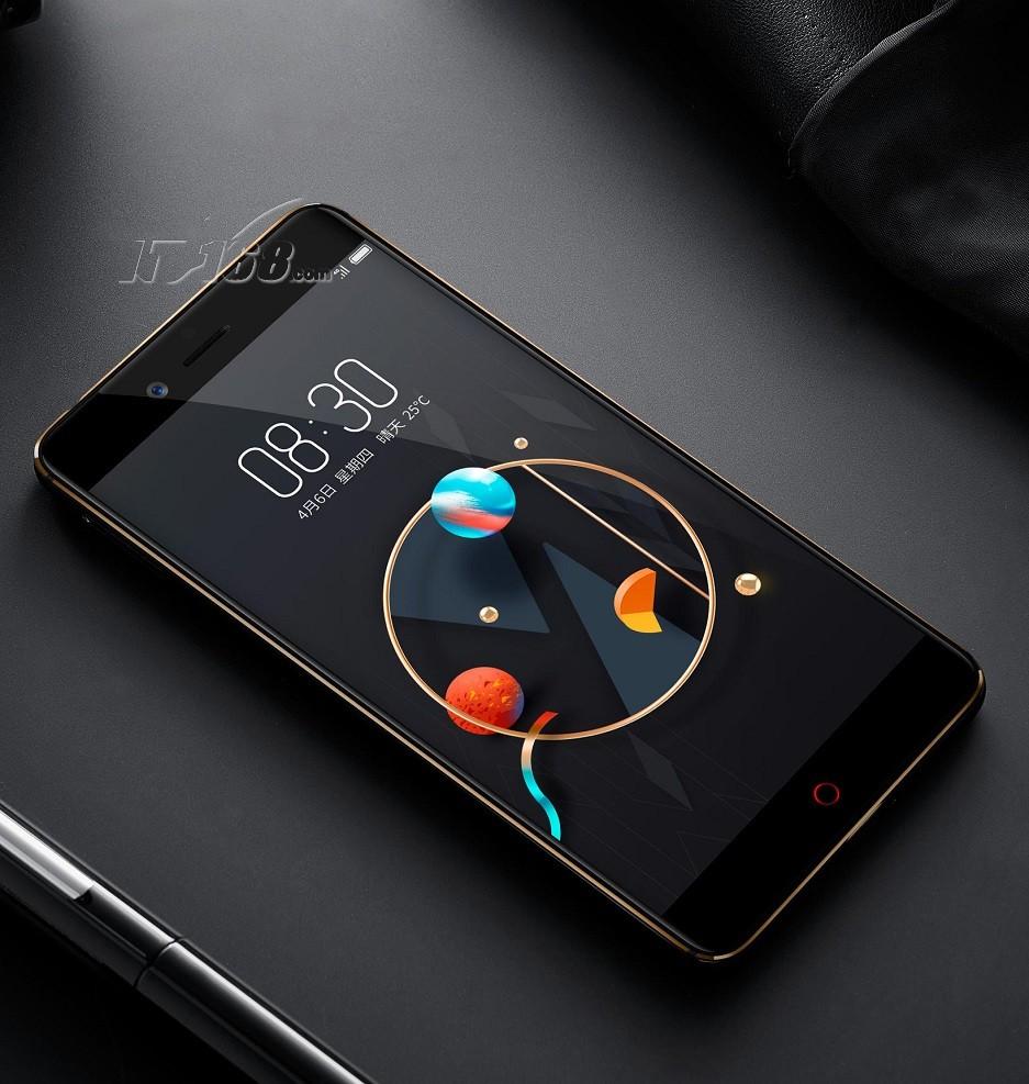 努比亚z17mini手机产品图片13素材-it168手机图片大全