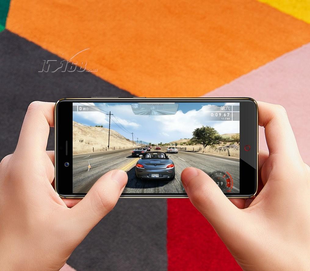 努比亚z17mini手机产品图片15素材-it168手机图片大全
