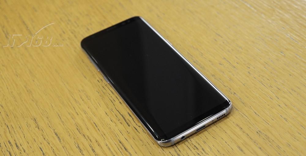 三星galaxy s8开箱图片15素材-it168手机图片大全