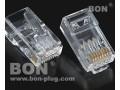 BON 六类非屏蔽水晶头