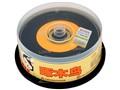 啄木鸟黑胶系列 52X CD-R 25片装