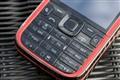 诺基亚 5730XM功能键图片