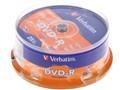 威宝DVD-R 16速 全球包装25片装/62256