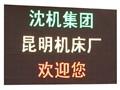 鑫晨彩室外PH20mm双基色显示屏