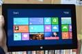 微软 Surface RT+黑色触控式键盘保护套效果图图片7