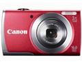 佳能 A3500 IS 数码相机 红色(1600万像素 3英寸液晶屏 5倍光学变焦 2