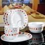 康宁CORELLE 12头圆舞曲系列玻璃餐具套装12-HD-2/CN