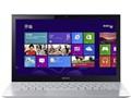 索尼SVP13218SCS 13.3英寸超极本(i5-4200U/4G/256G SSD/核显/触控屏/Win8/银色)