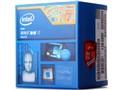Intel 酷睿四核i7-4770k Haswell全新架构盒装CPU(LGA1150/3.5GHz/8M三级缓存/84W/22纳米)