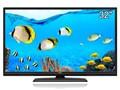 TCL L32F3301B 32英寸LED液晶电视(黑色)
