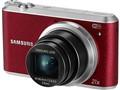 三星WB350F 数码相机 红色(1630万像素 3英寸液晶屏 21倍光学变焦)