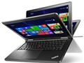 ThinkPad S1 Yoga 20CDS00700 12.5英寸超极本(i7-4500U/8G/256G SSD/核显/触屏/Win8.1/陨石银)