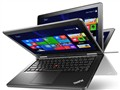 ThinkPad S1 Yoga 20CDS00200 12.5英寸超极本(i5-4200U/4G/1T+16G SSD/核显/Win8.1/银)