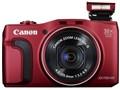 佳能SX700 HS 数码相机 红色(1610万像素 30倍光学变焦 3英寸液晶屏)